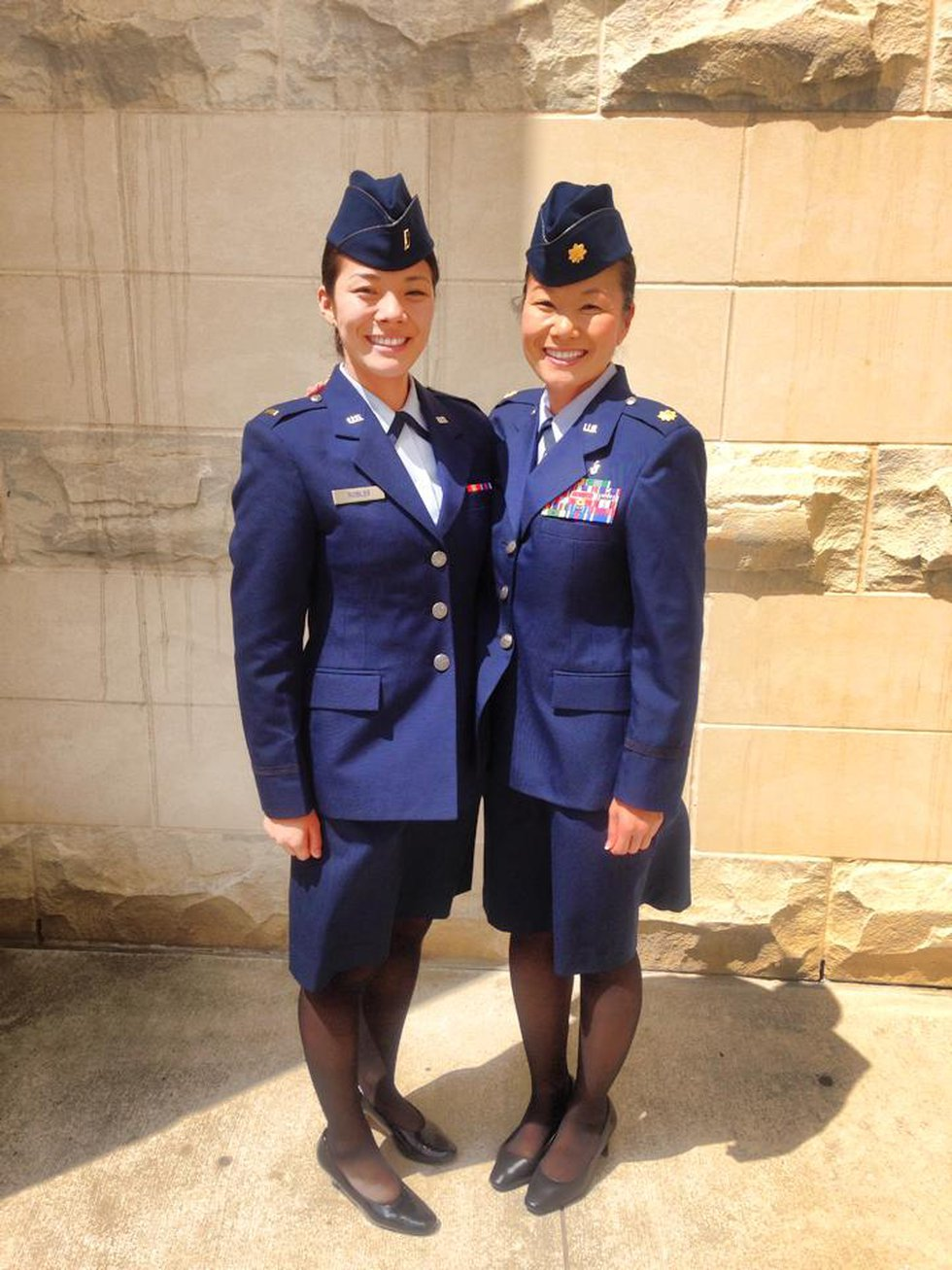 Captain Tia Robles is the 96th Aircraft Maintenance Unit Officer in Charge in the 2nd AMXS at...