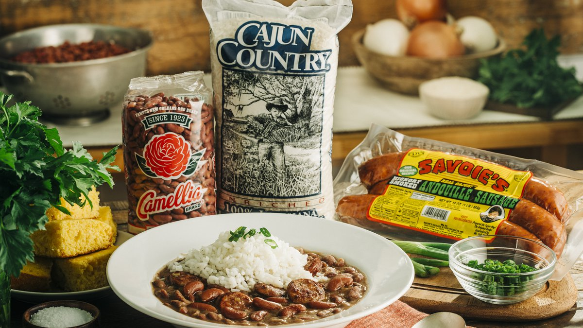 """Gov. John Bel Edwards will be on the steps of the Capitol declaring Monday, March 22 """"Red Beans..."""
