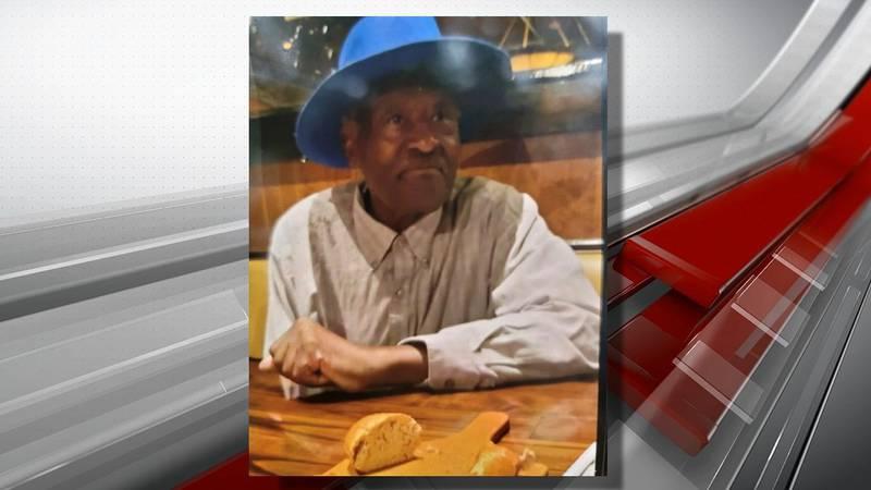 Jeremiah Hardmon, 78, walked away from his home in Texarkana, Ark.