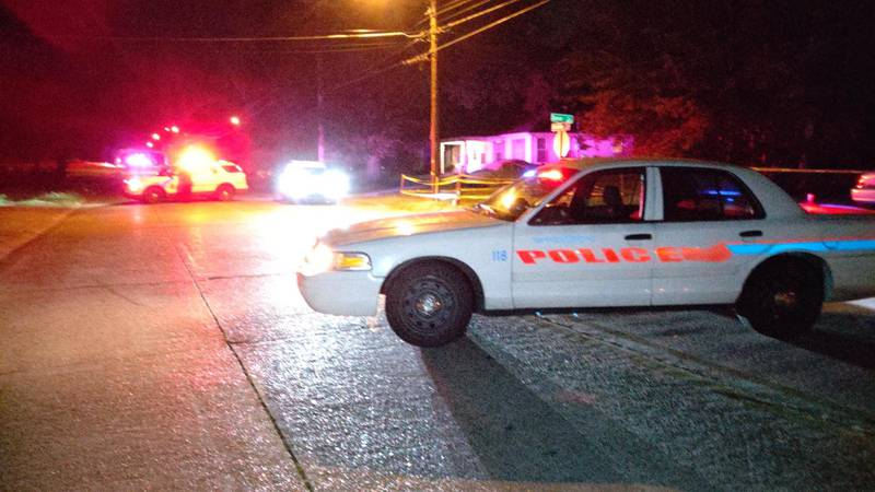 At the scene, officers found a 30-year-old man with a gunshot wound to the upper chest. He was...