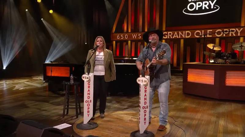 Garth Brooks and Trisha Yearwood are among the headliners performing at the Grand Ole Opry on...