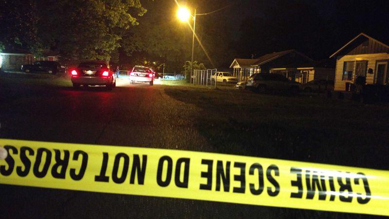 Two early morning shootings: Man killed, woman injured