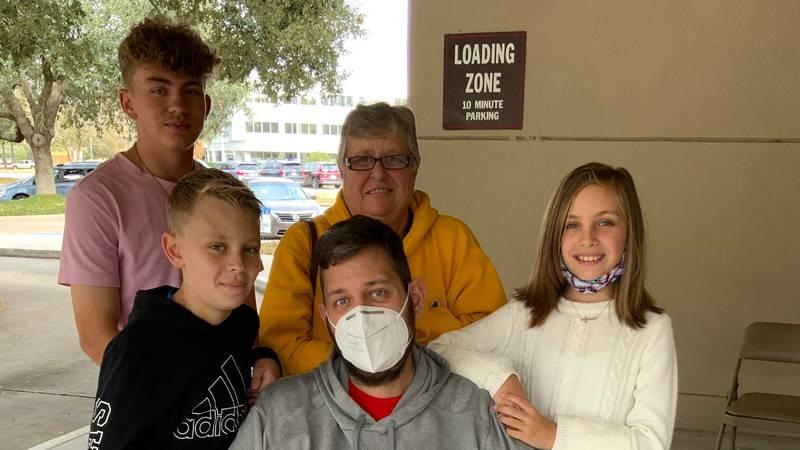 Nolan Valenti and family