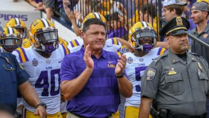 LSU is ranked No. 4 by 247 Sports and Rivals in 2022 recruiting rankings.