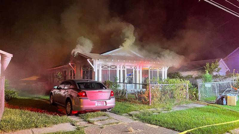 SFD responds to fire at residence.