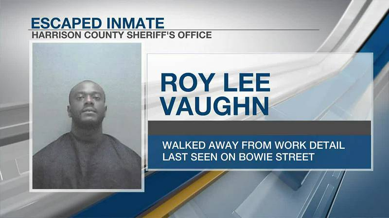 Police searching for escaped inmate