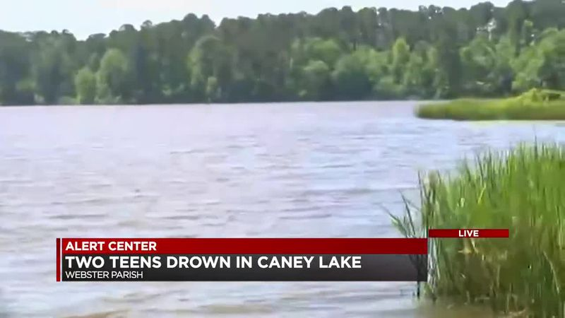Teens who drowned at Webster Parish lake identified