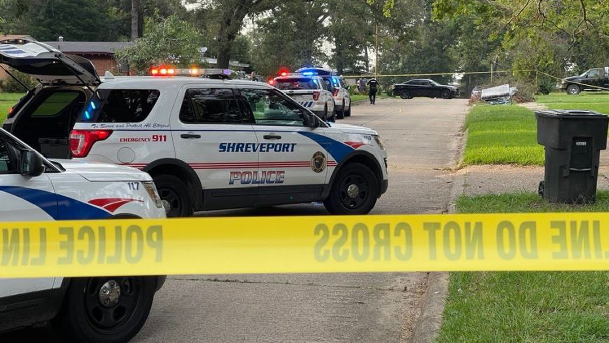 A child suffered a life-threatening gunshot wound in a shooting on Elmview Place in Shreveport...