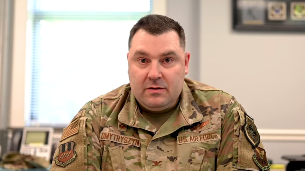 Col. Mark Dmytryszyn reminds service members that it is prohibited to use or possess marijuana...