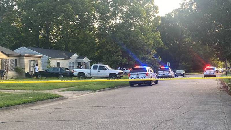 A man was shot in one of his legs in a drive-by on Sunnybrook Street in Shreveport that...