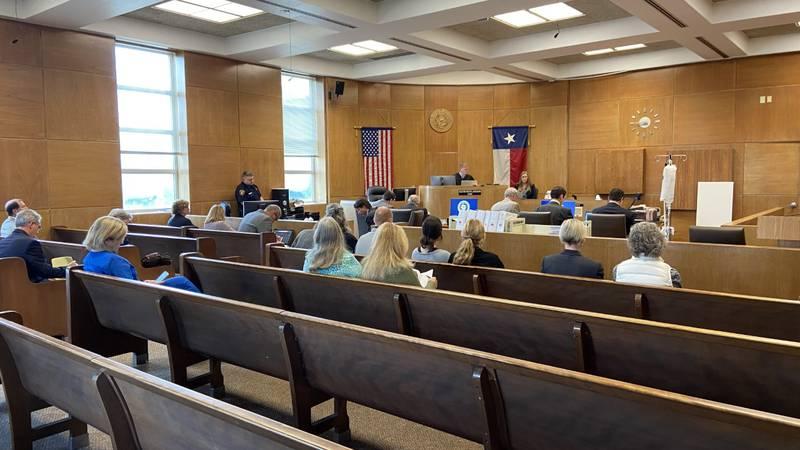Day 3 of William Davis trial