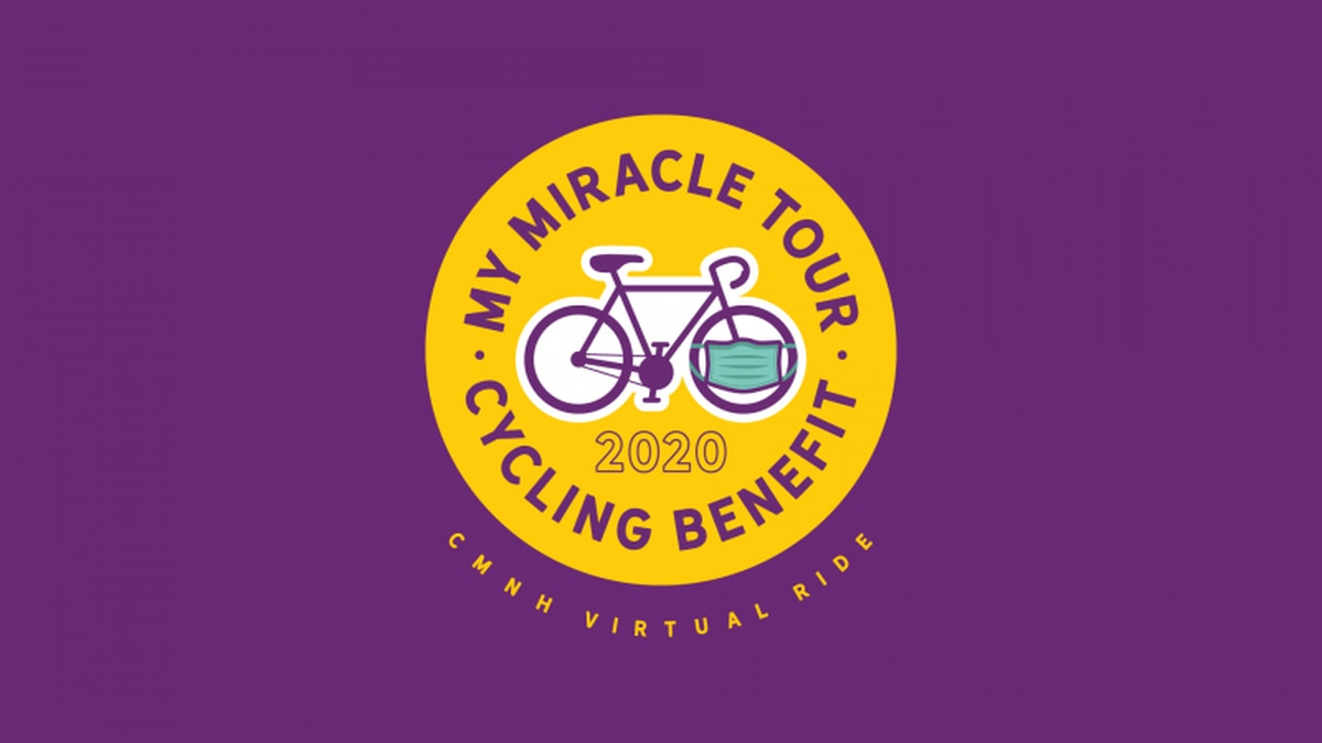 Children's Miracle Network Miracle Tour bicycle ride
