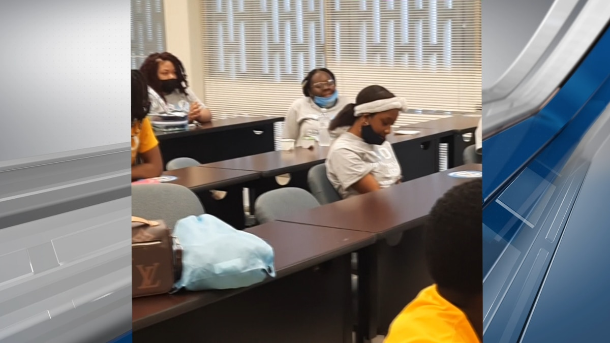 High school students are preparing for college through a program at SUSLA called Upward Bound.