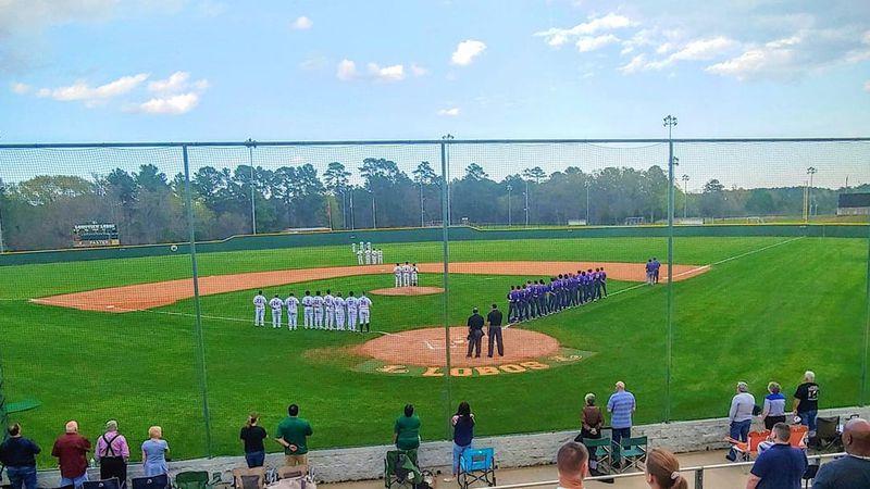 Longview ISD baseball field (Longview ISD)