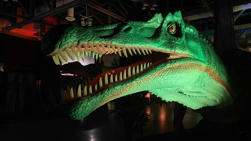 Jurassic Quest is stomping back in town, the largest and most realistic dinosaur exhibit in the...