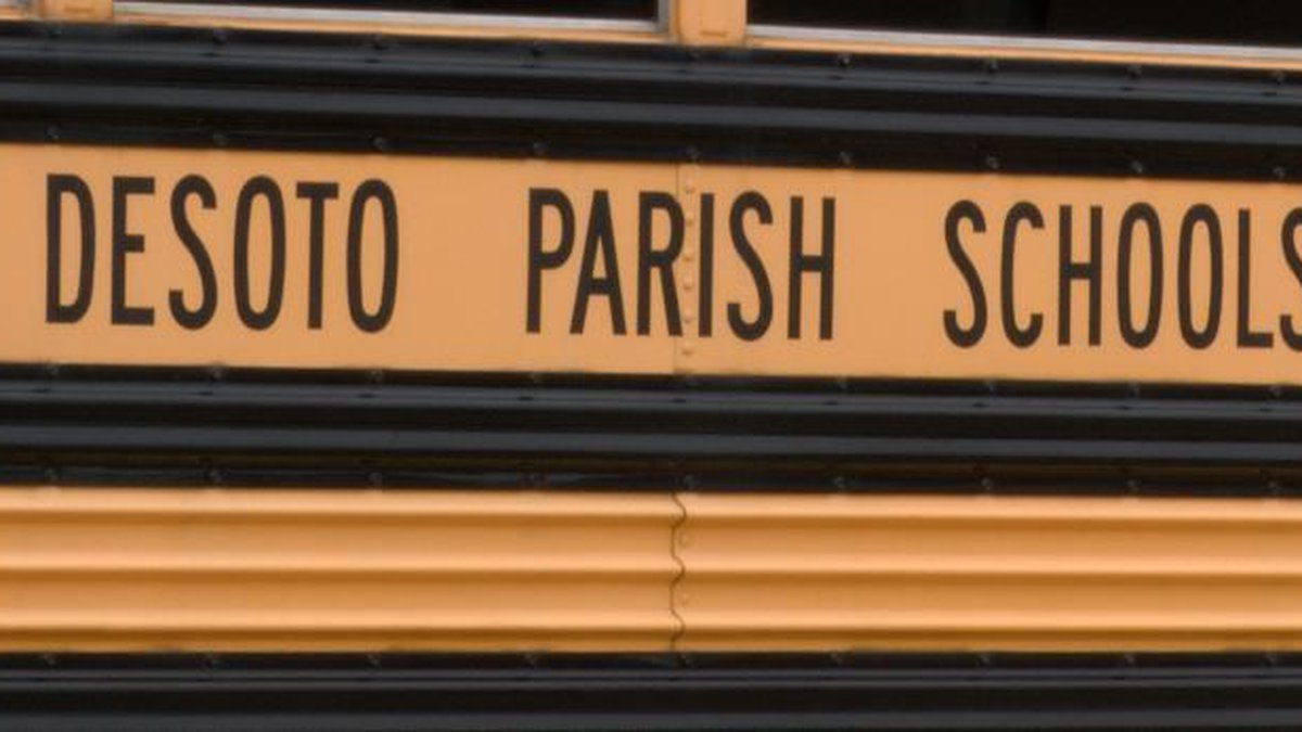 Students and faculty in DeSoto Parish head back to school Wednesday, Aug. 4, one of the first...