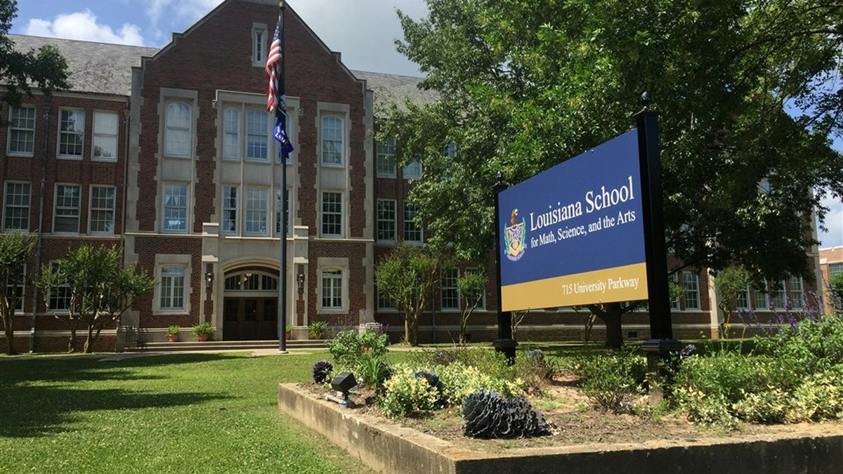 Louisiana School for Math, Science, and the Arts in Natchitoches, La.