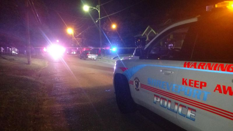 Officers got the call just after midnight to the 1500 block of Garden Street in Shreveport's...