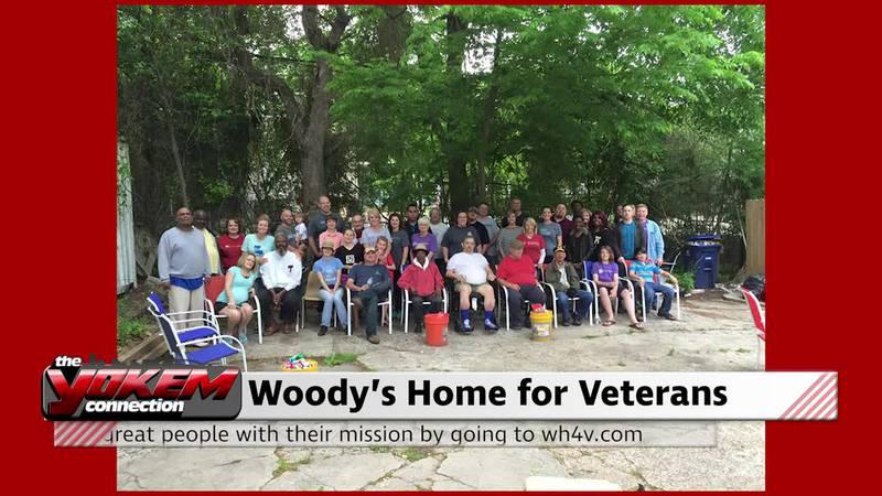Yokem Connection - Woody's Home For Veterans