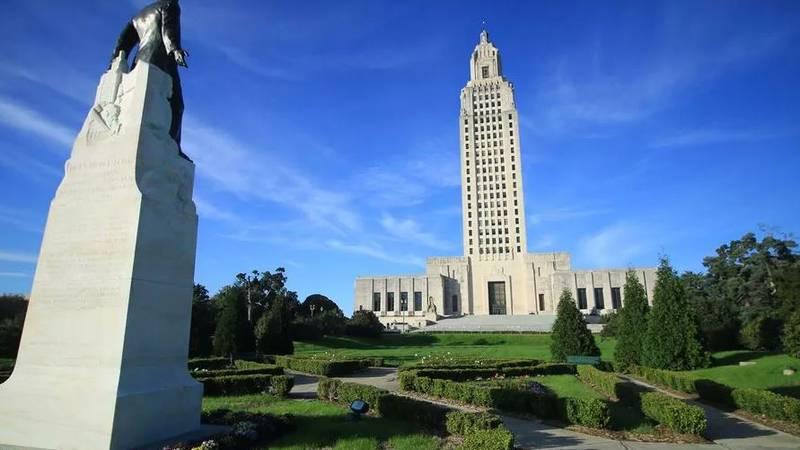 Louisiana State Capital