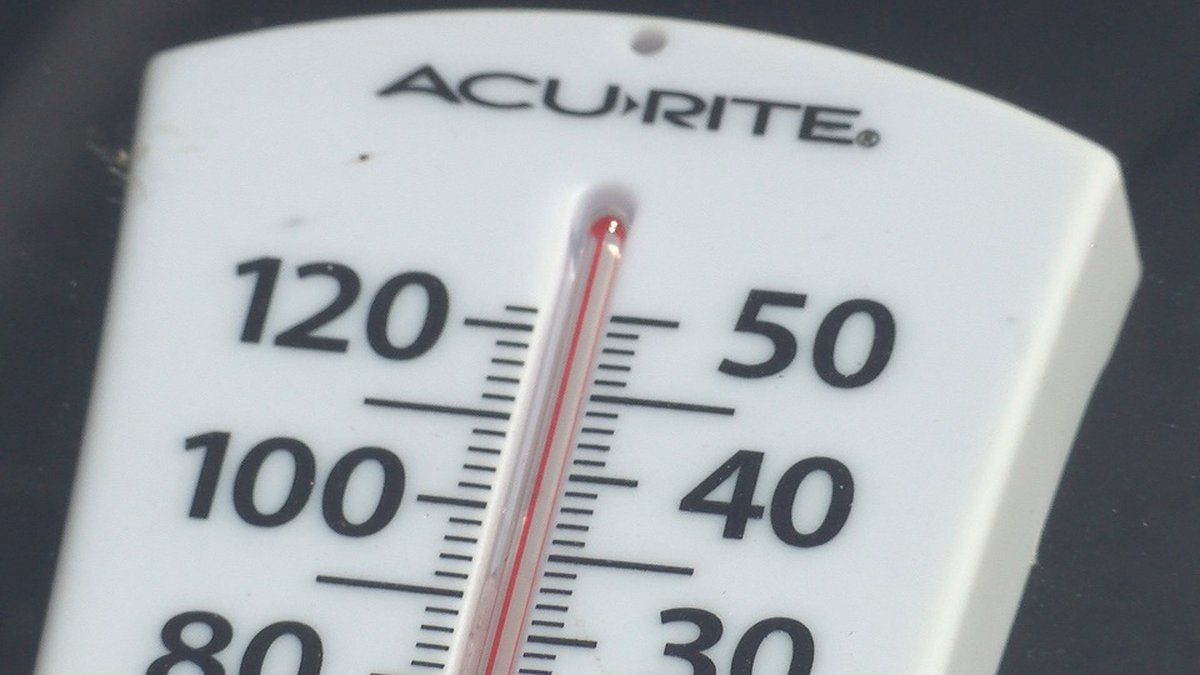 Cooling centers are opening in Shreveport the week of July 26, 2021 as heat advisories are...
