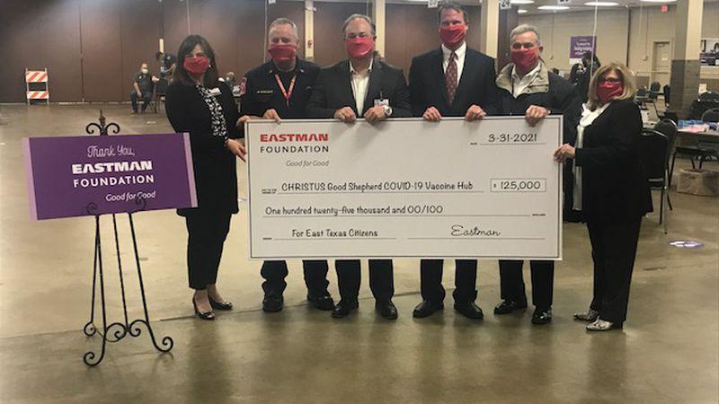 Eastman Foundation makes $125K donation