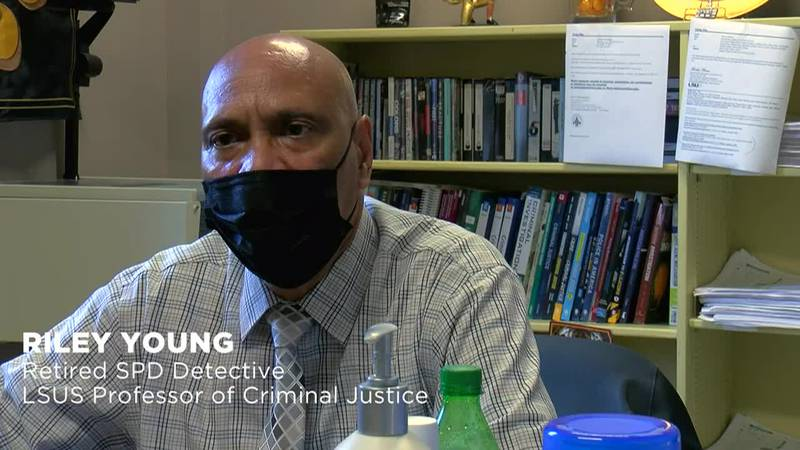 FULL INTERVIEW: Professor Riley Young on homicides in Shreveport