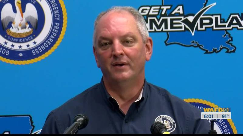 Gov. Edwards says decision on Phase 3 will be determined by how seriously residents take...