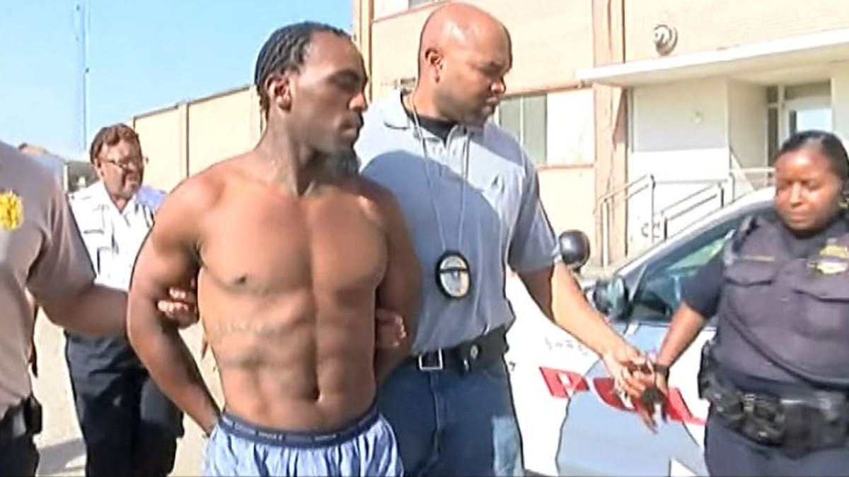 Grover Cannon, the man accused of gunning down Shreveport police Officer Thomas LaValley four...