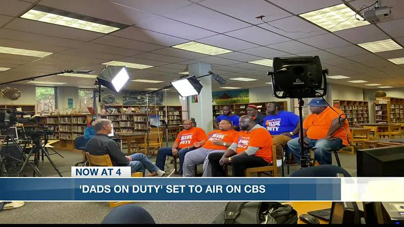 Shreveport's Dads on Duty about to be put in national spotlight on CBS