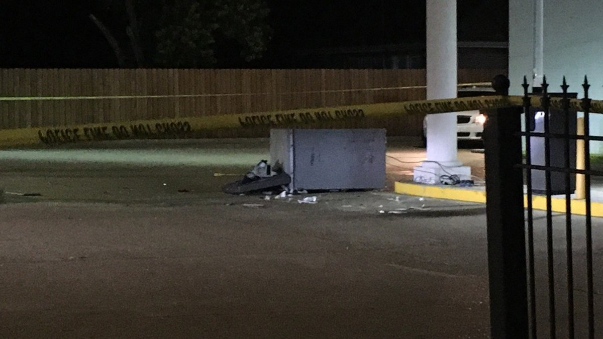 SPD responded to the scene Thursday, June 17, 2021 for a reported ATM theft Youree Drive.