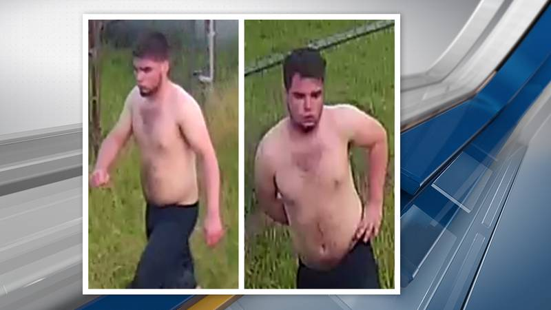 On Saturday, July 24, at the Shreveport Regional Airport, a man was captured on surveillance...