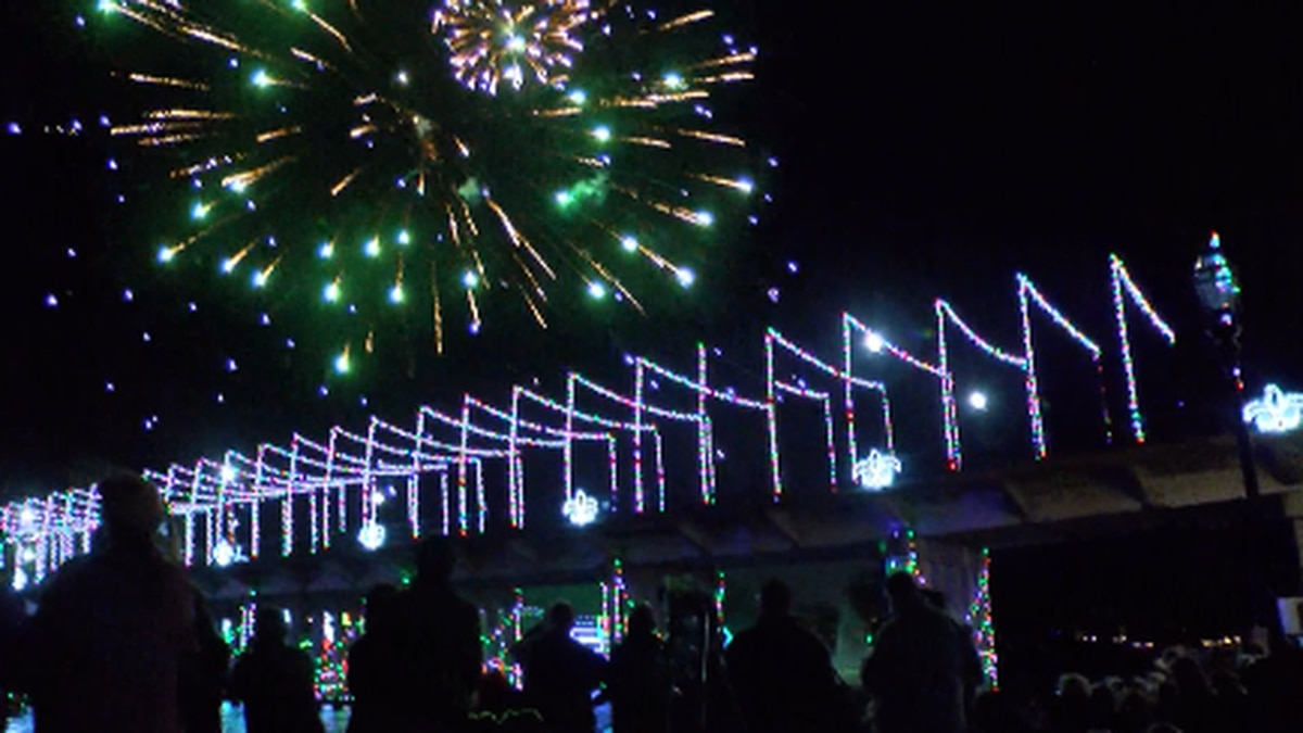 The 94th annual Natchitoches Christmas Festival is taking place this year, amid the coronavirus...