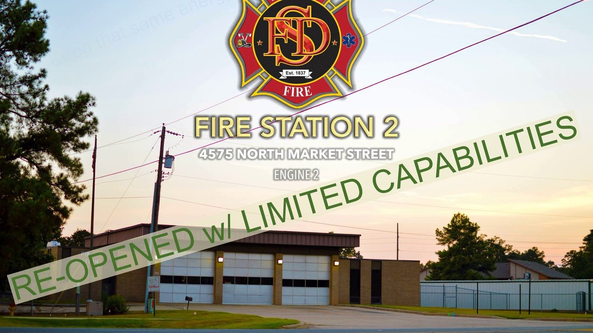 Station 2 is reopening with limited capabilities after temporarily closing Wednesday, July 14,...
