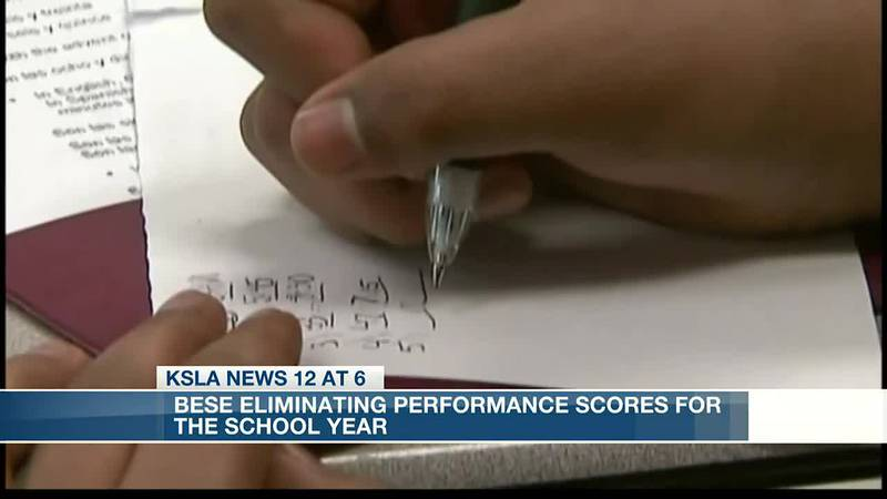 BESE eliminating performance scores for the school year