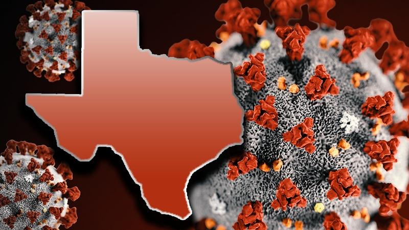 Texas Coronavirus update