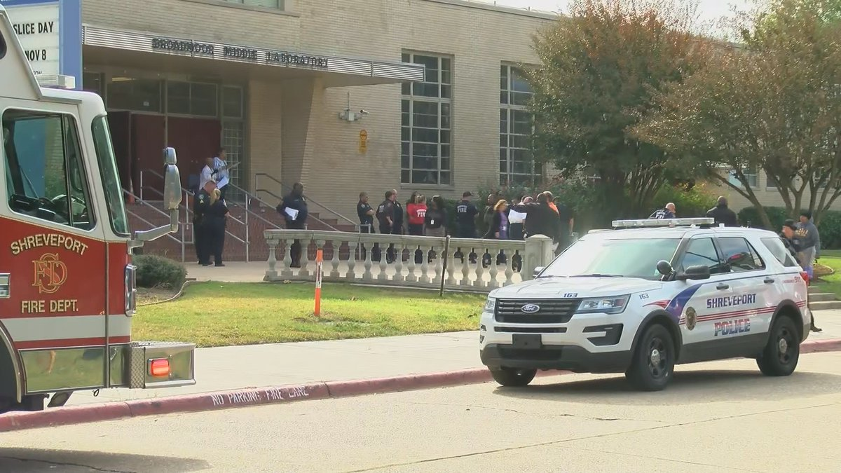 Broadmoor Middle Lab School evacuated after possible gas leak