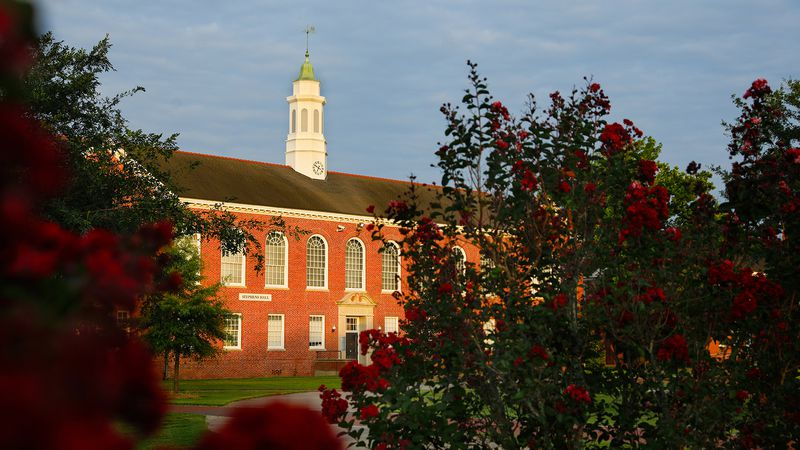 Beginning at 12 p.m. on Saturday, June 19, 2021, the Stephens Hall chimes and the Victory Bell...