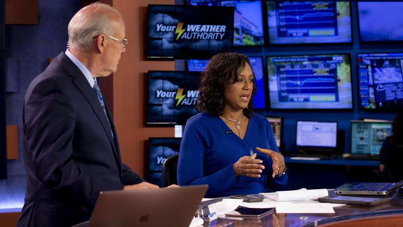 Nancy Parker, 53, worked at FOX 8 for 23 years. She was killed in a plane crash on Friday (Aug....