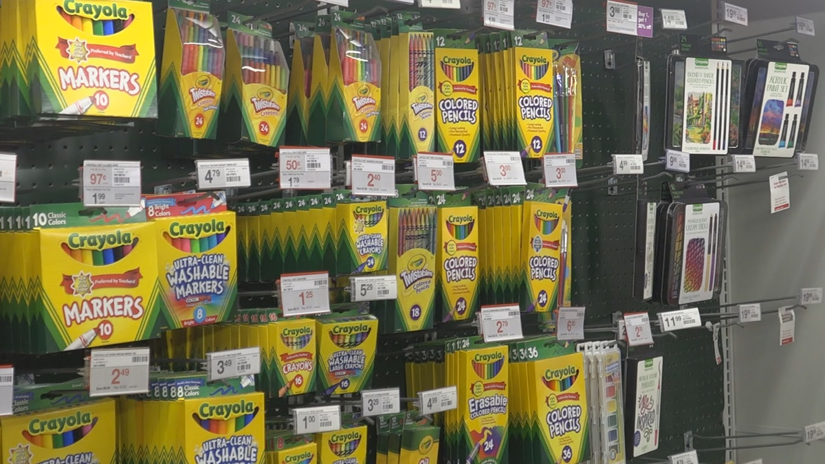The price of school supplies can really add up, especially when you're buying for more than one...