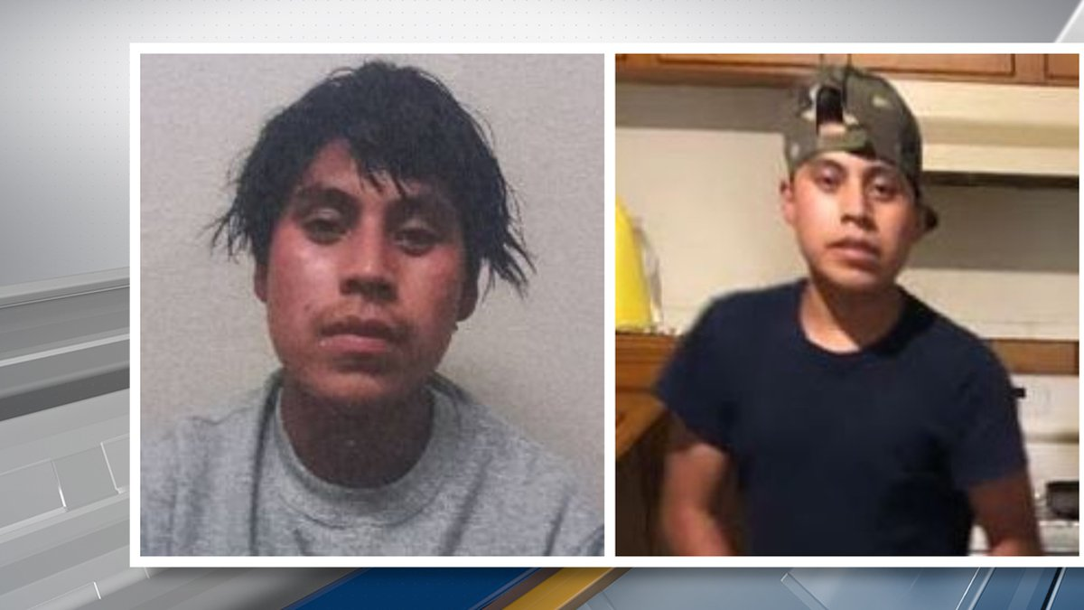 Jacinto Cruz-Brito, 17, ran away from his home in the 2400 block of Murphy Street on Aug. 28.