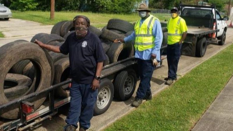 The City of Shreveport conducted a property standards sweep April 26 in the city's...