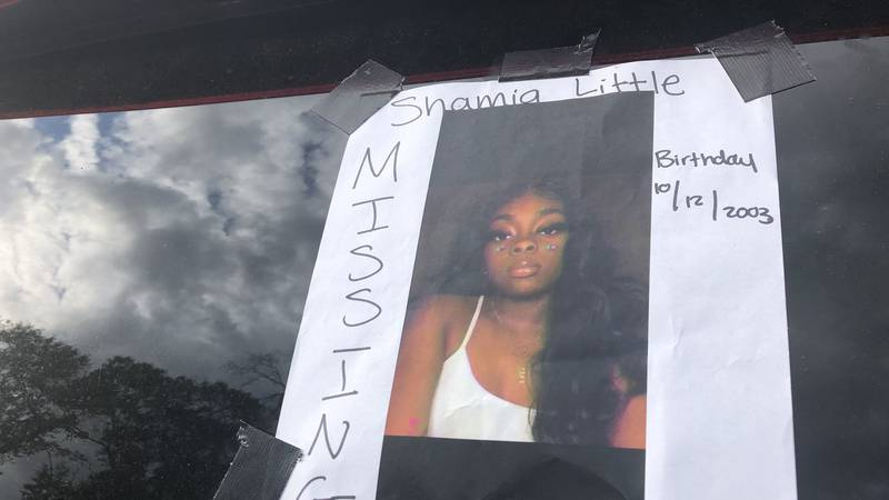 Volunteers from the community organized on Friday, July 9, 2021 to search for missing...