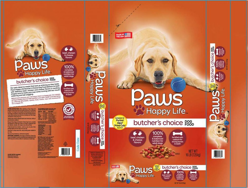 Sunshine Mills, Inc. is issuing a voluntary recall of certain dog food products due to levels...
