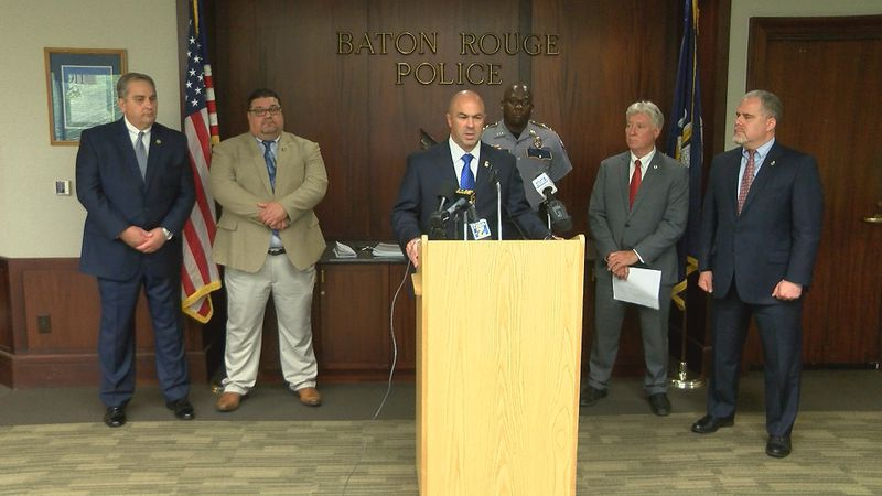 U.S. Attorney Brandon Fremin announced Baton Rouge will be part of the National Public Safety...