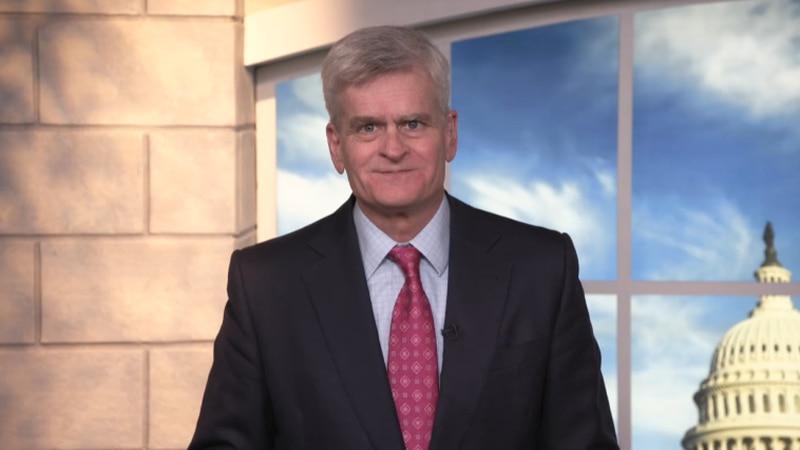 Senator Bill Cassidy (R-La) spoke on several topics Tuesday, from the news Johnson & Johnson...