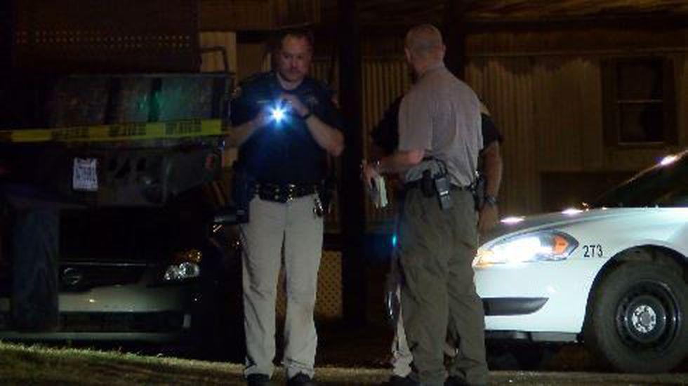 CPSO investigating deadly shooting on Barron Rd. (Source: KSLA News 12 Bubba Kneipp)