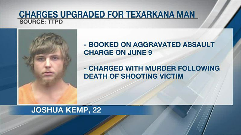 Texarkana man facing murder charge after allegedly shooting 57-year-old man