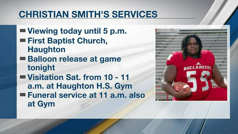 CHRISTIAN SMITH VIEWING