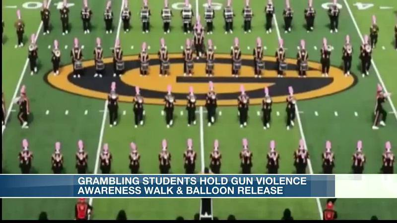 Grambling Tiger band to perform at halftime for Raiders game